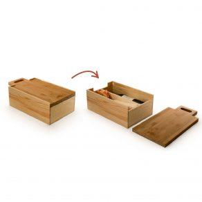 Rackpack Say Cheese - kutija / daska za rezanje