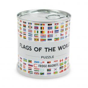 Zastave svijeta - puzzle magneti za hladnjak