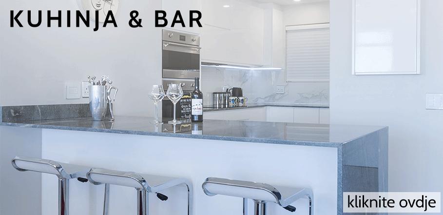 kuhinja i bar