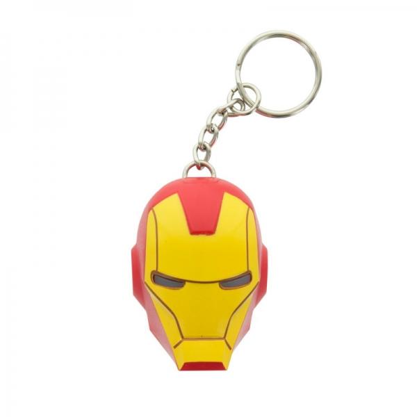 Marvel – LED privjesak za ključeve Iron Man