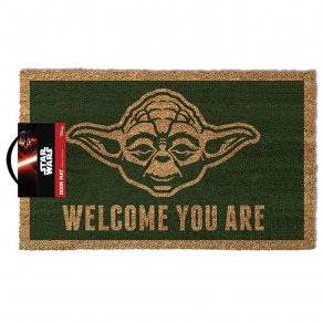 Star Wars – otirač Yoda – Welcome You Are
