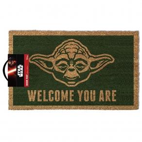 Star Wars – otirač Yoda – Welcome You Are