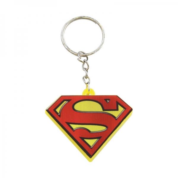 DC - LED privjesak za ključeve Superman
