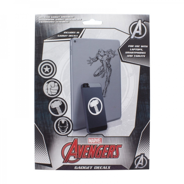 Marvel – set naljepnica Avengers, 16 kom
