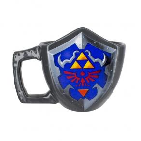 Zelda - šalica štit