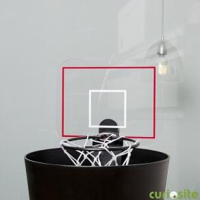 Košarkaški koš za smeće sa zvučnim efektom