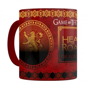 Game of Thrones – termoreaktivna šalica Lannister