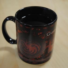 Game of Thrones – termoreaktivna šalica Targaryen