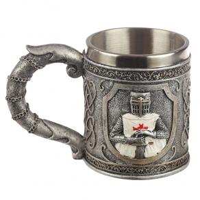 Šalica – vitez Templar