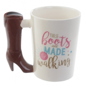 Šalica – These Boots Are Made for Walking
