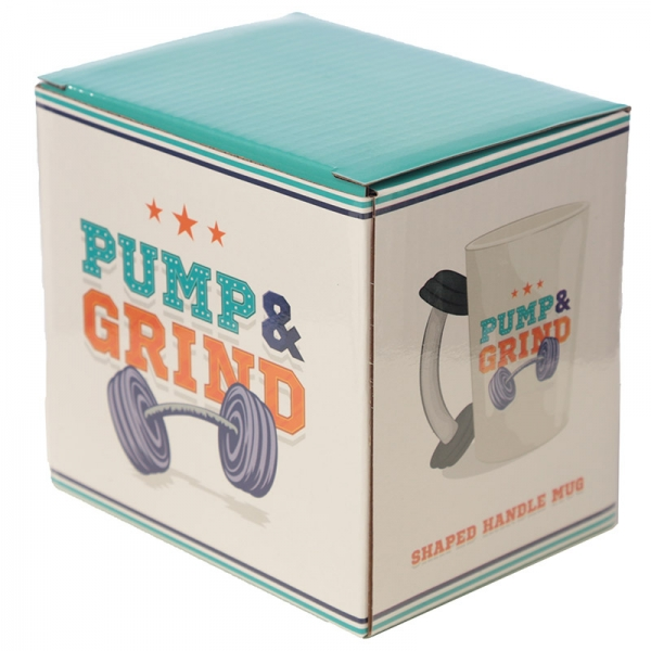 Šalica – Pump & Grind