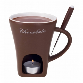 Šalica za čokoladni fondue