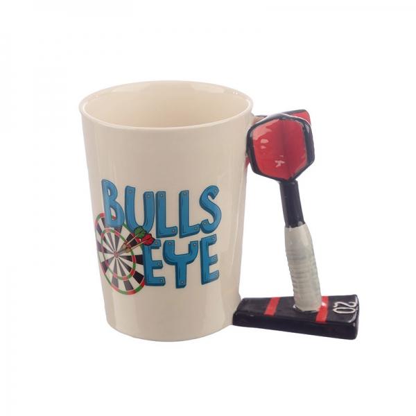 Šalica – Bullseye