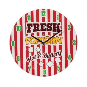 Zidni sat – Fresh Popcorn Vintage