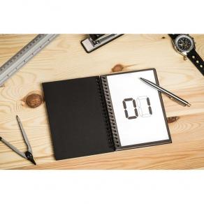 Bilježnica – Granata 3D