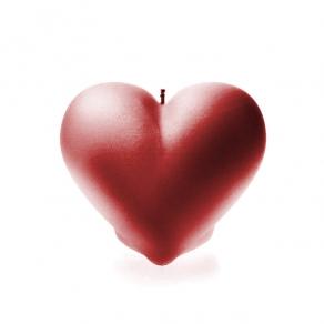 Svijeća – srce