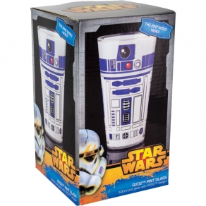 Star Wars - čaša R2D2, 500 ml