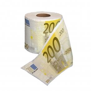 Toaletni papir - 200 €