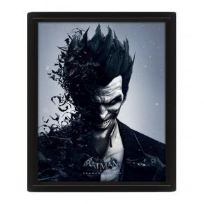 DC - 3D slika Batman / Joker, 29 x 24 cm