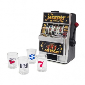 Slot Machine - drinking game
