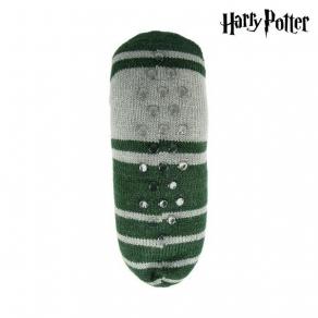 Harry Potter - papuče Slytherin