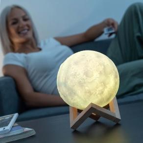 Punjiva LED svjetiljka - mjesec