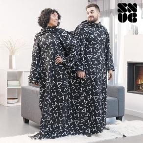Snug Snug – dvostruka Kangoo deka s rukavima