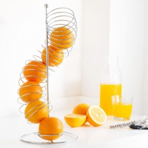 Stalak za voće - spirala