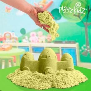 Kinetički pijesak za modeliranje s priborom