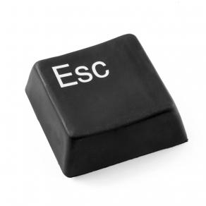 Antistres loptica - tipka ESC