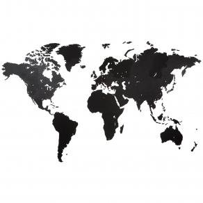 MiMi Innovations – Drvena karta svijeta 280×170 cm