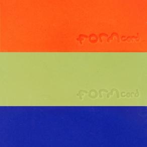 FORMcard - šareni, 3 kom