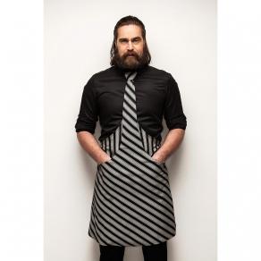 Tie & Apron - pregača za kuhanje i posluživanje