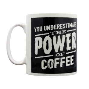 Star Wars - šalica The Power of Coffee