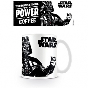 Star Wars - šalica The Power of Coffee
