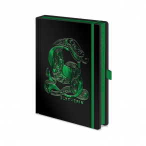 Harry Potter - Bilježnica Slytherin