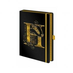 Harry Potter - Bilježnica Hufflepuff