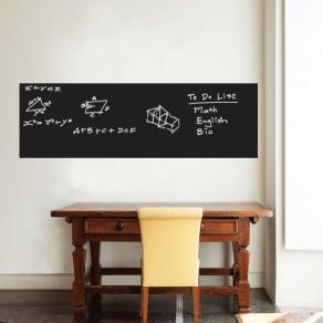 Dekorativna naljepnica - školska ploča, 45 x 200 cm