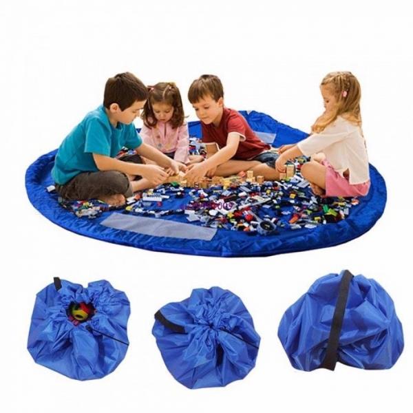 Podloga / torba za igračke s vezicom
