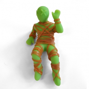 Mummy Mike - držač za gumice