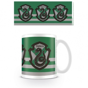 Harry Potter - šalica Slytherin