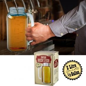 Krigla za pivo Maxi, 2 L