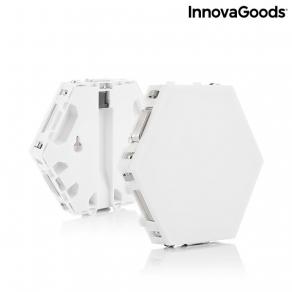 Modularni LED paneli osjetljivi na dodir, 3 kom