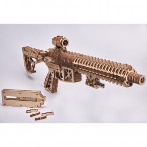 Wood Trick drvena maketa – jurišna puška AR-T