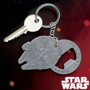Star Wars - privjesak za ključeve / otvarač za boce Millennium Falcon