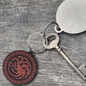 Game of Thrones – privjesak za ključeve Targaryen