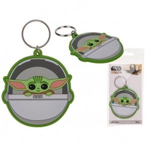 Star Wars - privjesak za ključeve Baby Yoda