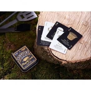 Gentlemen's Hardware - Vodootporne igraće karte BBQ No. 495