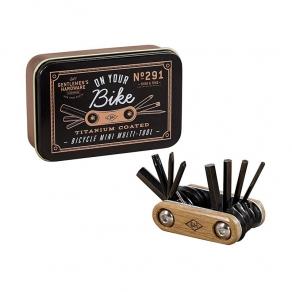 Gentlemen's Hardware - Mini multifunkcionalni alat za bicikl No. 291