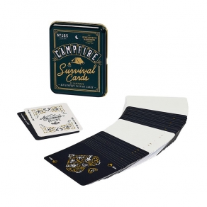 Gentlemen's Hardware - Vodootporne igraće karte Survival Cards No. 165